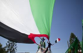 White Flag With Green Leaves Fatah Hamas Unity Rub Your Eyes In Disbelief The Times Of Israel