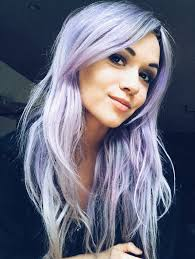 gray hair fad how i dye my hair pastel i see your true colors shining through