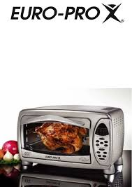 Toaster Oven Settings Euro Pro Convection Oven To31 User Guide Manualsonline Com