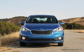 review 2014 kia forte video the truth about cars