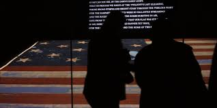 Garrison Flag Size Fragments Of Star Spangled Banner May Still Be Floating Around