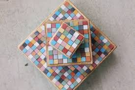 Craft For Home Decor 19 Colorful Diy Mosaic Crafts For Home Décor Shelterness