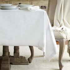 hotel tablecloth williams sonoma