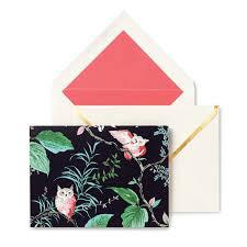 kate spade new york birch way notecard set lifeguard press