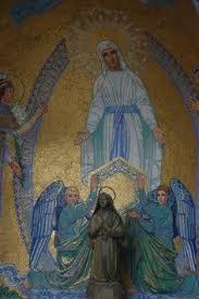 catholic pilgrimages europe evening sky statue our europe european travel catholic