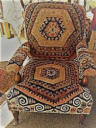 Kilim Armchair Pandora U0027s Box Treasures From Turkey