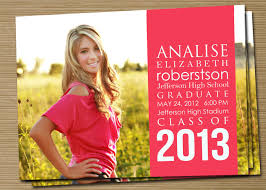 announcements for graduation beautiful graduation announcement e card template with girl