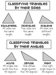 naming triangles worksheet math lakers 24 4 9 35 2