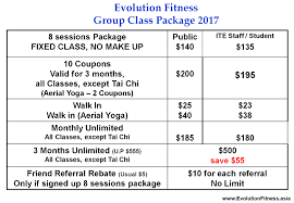 evolution fitness singapore group exercise trx suspension pilates