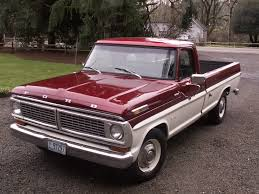 1972 Ford F250 4x4 - new face familiar truck the fordification com forums