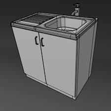 Kitchen Sink Cabinet Gallery Of Sink Cabinet Kitchen Free - Kitchen sink cupboard