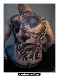 back piece tattoos for men 19