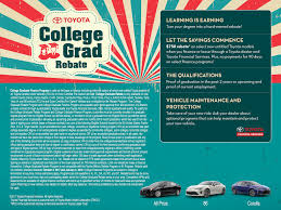 best toyota dealership toyota college rebates get the best discounts on a new toyota