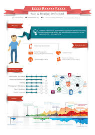 Free Business Resume Templates Free Infographic Resume Templates Resume For Your Job Application