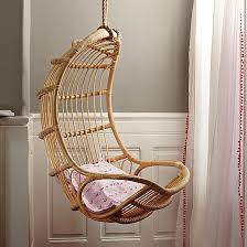 wicker chair for bedroom wicker hanging chairs and hammocks for elegant bedroom with white