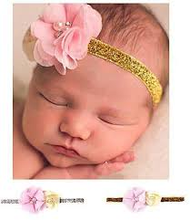 hair bands for babies 1 pcs baby girl infant toddler headband flower bud