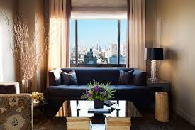 deluxe one bedroom suite accommodations soho grand deluxe