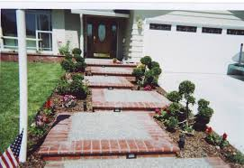 landscaping with bricks index of wp content gallery custom brick landscaping design