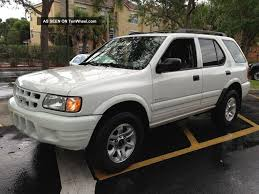 2002 isuzu rodeo sport information and photos zombiedrive