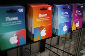 fraud alert scammers get victims to pay with itunes gift cards