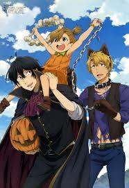 cute anime halloween summer 2014 barakamon 003 manga anime official arts