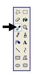 october 2007 technical tip u2013 what color is that a trick with ms paint