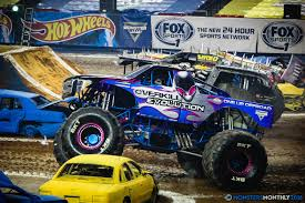 monster jam new trucks overkill evolution monster trucks wiki fandom powered by wikia