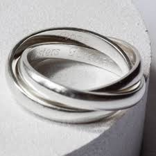 stackable engraved rings wedding rings name engraved rings india gold initial rings