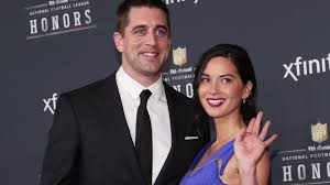 olivia munn jokes about aaron rodgers split on instagram instyle com