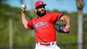 phillies jake arrieta throws simulated game mlb com
