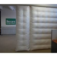 apartments aerowall inflatable wall system for room partitions