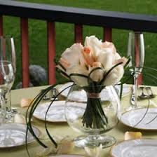 Where To Buy Vases For Wedding Centerpieces Cheap Wedding Centerpieces In Bulk Peach U0026 White Roses Global Rose