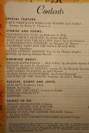 things to do in boston thanksgiving the golden magazine for boys and girls november 1967 vol 4 no
