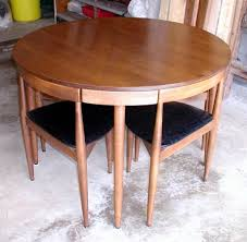 lovely mid century modern round dining table with latest mid