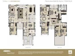 Floor Plan Of Child Care Centre La Avenida In Arabian Ranches Emaar Properties