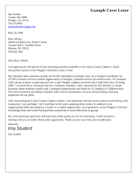 cover letter for academic coordinator position event coordinator assistant cover letter 76 images special