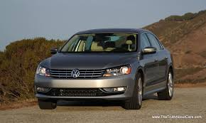 volkswagen passat black 2014 review 2014 volkswagen passat tdi with video the truth about cars