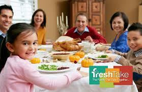 thanksgiving traditions freshtake family
