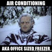 Air Conditioning Meme - office air conditioning meme mne vse pohuj