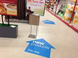 How Durable Is Vinyl Flooring Floor Wraps Durable Floor Signage For Retail Stores 40 Visuals