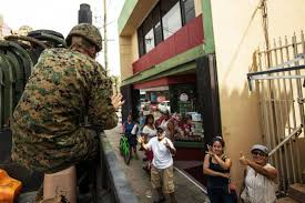 Comfort Medical Supplies Usns Comfort Arrives In Puerto Rico To Provide Medical Assistance