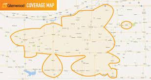 Internet Coverage Map Nebraska U0027s Leading Internet Cable And Telephone Provider