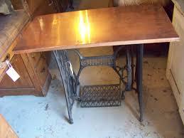 Singer Sewing Machine Desk Singer Sewing Machine Table Antique U2014 Unique Hardscape Design