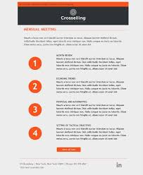 11 free and professional newsletter templates for accounting services