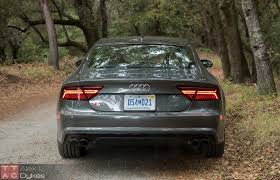 slammed audi a7 2016 audi s7 review the coupé with too many doors video