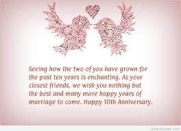 wedding celebration quotes 10yr wedding anniversary gift ideas bethmaru