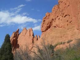 Garden Of The Gods Rock Formations Garden Of The Gods Rock Formations Picture Of Garden Of The Gods