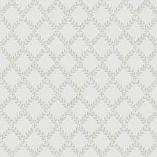 trellis leaves by boråstapeter green and white wallpaper direct