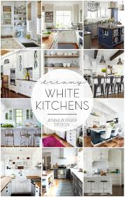 bhg kitchen design wonderful white kitchens jenna burger