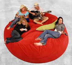 pleasant design giant bean bag chair living room